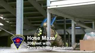 preview picture of video 'Parkersburg Fire Department - Agility Test overview'