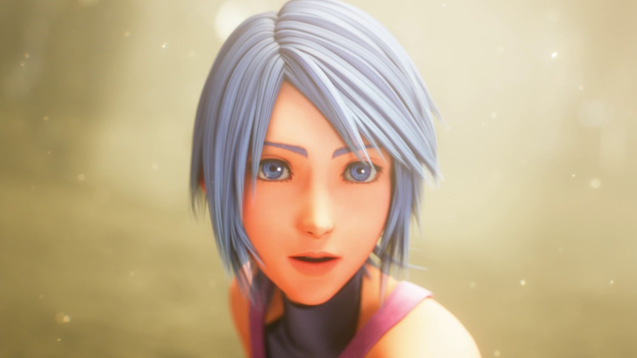 Kingdom Hearts HD 2.8 Final Chapter Prologue – Filmato iniziale