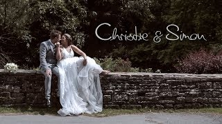 Heart Touching Words, Full of Happiness, Full of Love. Christie and Simon Wedding Film at Rivington