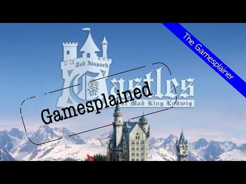 Castles of Mad King Ludwig Gamesplained - Introduction