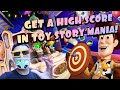 How To Get A High Score In Toy Story Mania Disney 39 s