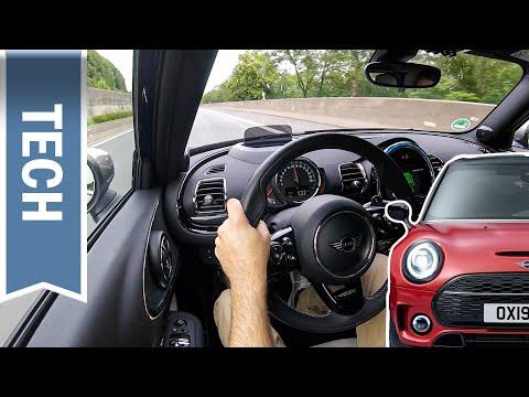 Driving Assistant im Mini Cooper S Clubman im Test: Aus der ACC bis 140 km/h einen Tempomat machen!