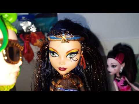 Monster High Folge 1 Monsterkrass verliebt 😍❤