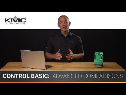 ControlBasic: Advanced Comparisons