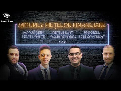 Miturile Pietelor Financiare  - Imbogatirea rapida, jocuri de noroc - Educatie Financiara 2021