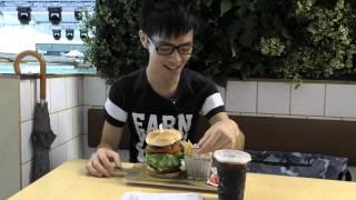 食盡香港 @ 自創巨型漢堡 試玩 McDonald's Create My Taste