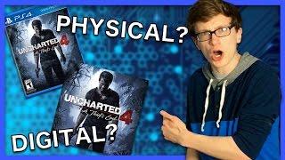 Physical vs Digital Games - Scott The Woz - dooclip.me