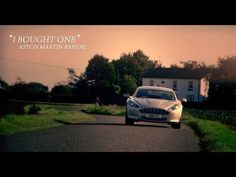 Aston Martin Rapide - I Bought One | Cliff Graham