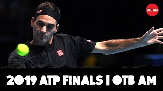 Here's why you should be watching the ATP finals! | Colm Boohig | OTB AM
