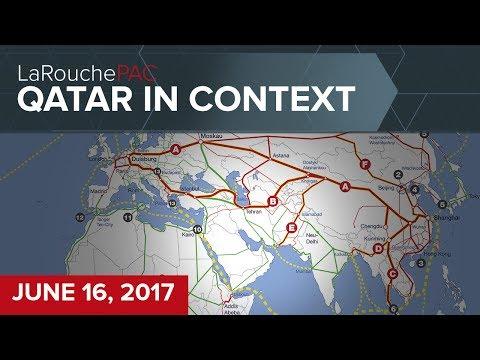 What's Going on with Qatar?   LaRouchePAC