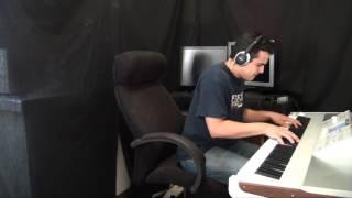 Daft Punk - Within Piano Cover - Nikolas Nunez - Random Access Memories - New Album