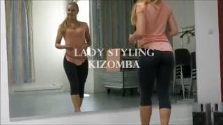 Kizomba Lady style Morgane Lucia