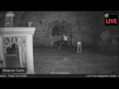Live At Balgonie Castle