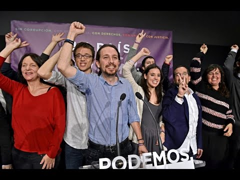 Spain's 2015 general elections: Behind the scenes of the Podemos campaign