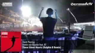 Armin van Buuren feat. BT - These Silent Hearts (Ralphie B Remix)