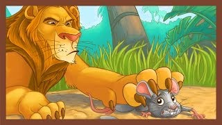 The Lion and the Mouse | Aesop's Fables Series | ABCmouse.com