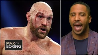 Andre Ward recaps Tyson Fury's win, says Canelo Alvarez will stop Sergey Kovalev | Max on Boxing