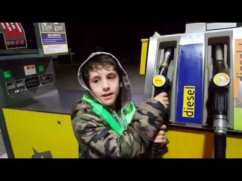 Die Preise für das Benzin ljudinowo