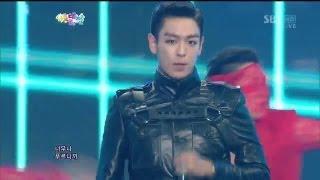 빅뱅 [One Of A Kind / 크레용 / Fantastic Baby] @SBS 가요대전 The Color of K-pop 20121229