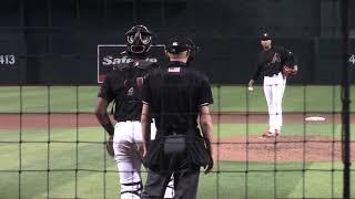 Jhosmer Alvarez, RHP, Arizona Diamondbacks