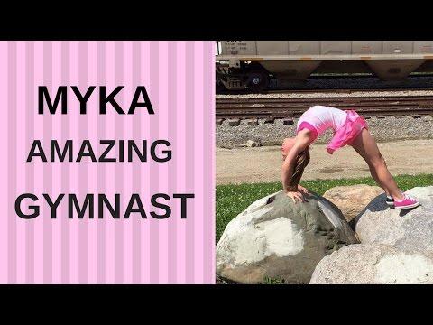 Video Amazing gymnast sage! Mp3 - Bos Agus Video