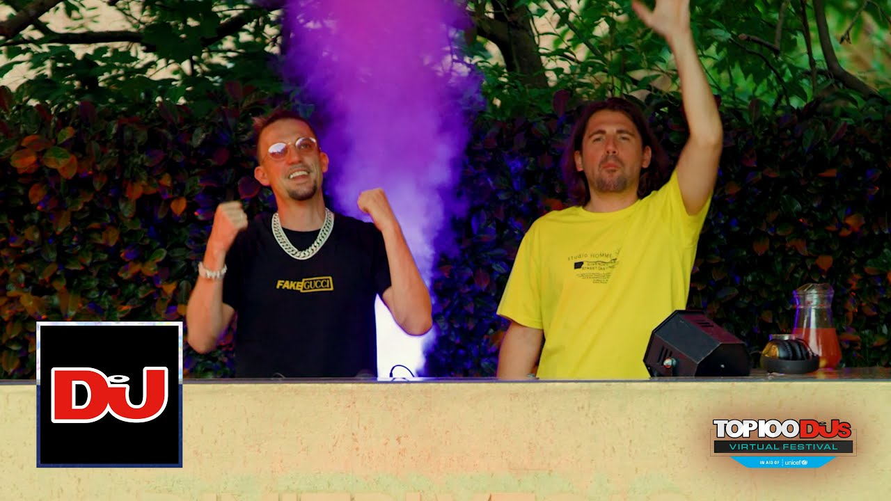 Dimitri Vegas & Like Mike - Live @ Top 100 Djs Virtual Festival 2020