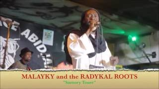 MALAYKY – Samory Toure – LIVE at Parker Place – 06 August 2016