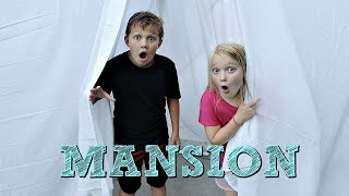 BLANKET FORT MANSION