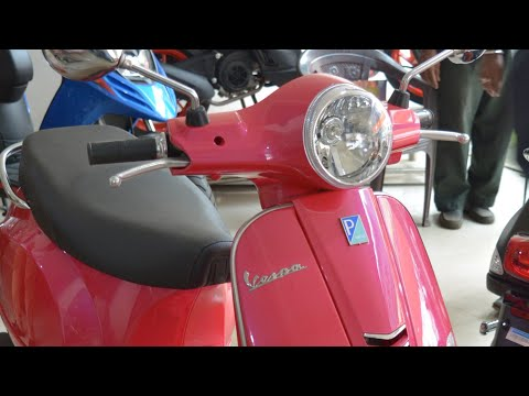 Piaggio Vespa LX125|| What's new|| Detailed review|| Special features|| Mileage|| 2 colours
