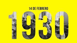 14 febrero 2020: Un camino recorrido