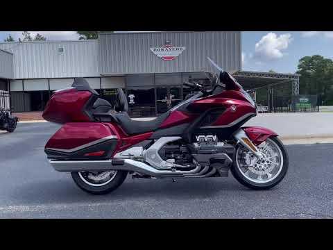 2021 Honda Gold Wing Tour in Greenville, North Carolina - Video 1
