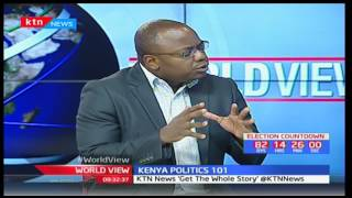 Dismus Mokua-Political Risk Analyst speaking about the Kenyan politics