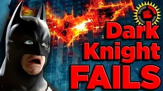Film Theory: How Batman DESTROYED Gotham (Dark Knight Rises)
