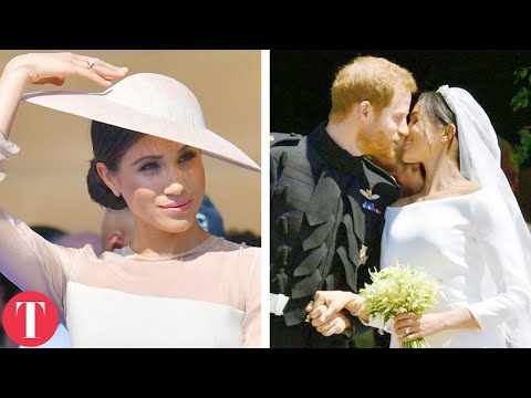 10 Things Meghan Markle CAN Do Now That She Is A Royal mp3