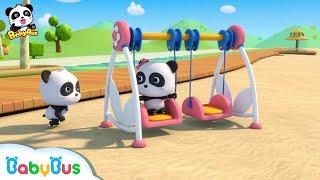 Baby Panda is Swinging   Dessert Songs for Kids   Learn Numbers   BabyBus