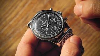 3 Vintage-Inspired Chronographs | Watchfinder & Co.
