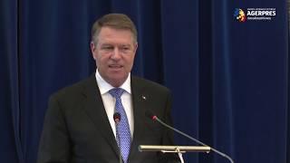 Iohannis, către magistraţi: Aveţi de partea dumneavoastră un aliat foarte puternic - societatea românească