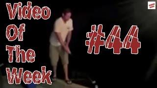 Video of the week 44 - Drunk Golfer Fail
