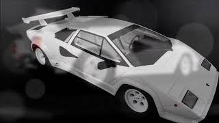 Kyosho Lamborghini Countach LP 5000 QV
