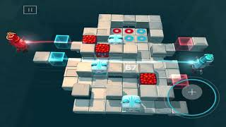 Death Squared : Level 61-70 Walkthrough {Gameplay / ios}