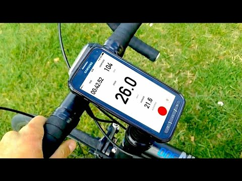 How To Use Your Smartphone As Bike Computer/GPS - Pt.2