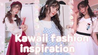 How And Where I Get Inspiration For Kawaii Fashion
