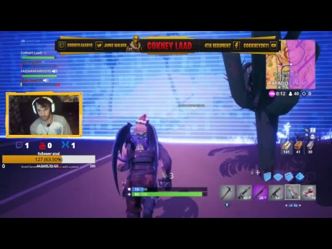Gunna Smash Some Fortnite With King Bash ;)   Come Join Me!! (Road To 200 Followers)