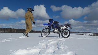 Moto Ride | Winter Mod :)
