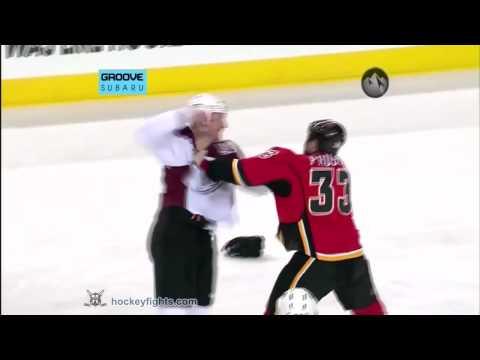 Brandon Prust vs. Cody McLeod
