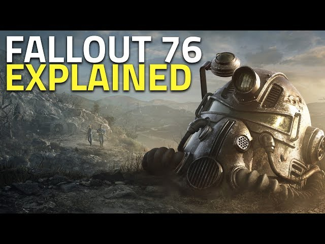 Fallout 76 Modded Into Fallout 4, Available for Download Now