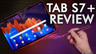 Samsung Galaxy Tab S7+ Review: Move Over iPad Pro?