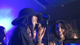"Angel Haze - ""Gods"" (Live)"