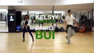 "Kelsy Dominick - Alicia Keys ""Lover Man"""