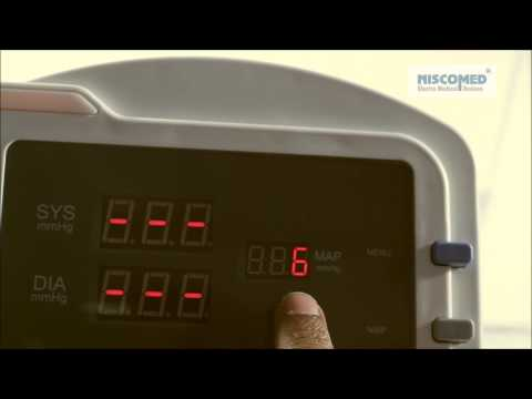 Table Top Pulse Oximeter with NIBP (Model No:-CMS -5100)